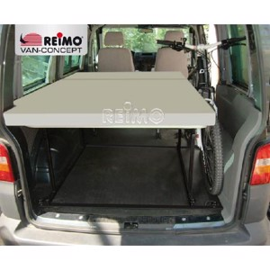 VW T6, VW T5 Bike & Surf bed kit including mattress and cover