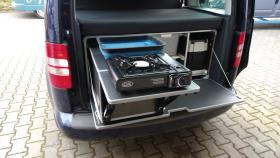 Campingbox M - for VW Caddy since 2003 and other mini campervans