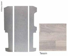 Floor plate Ren/Opel/Fiat,Nissan 3-pcs.KR from 2015,673mm Railway décor Ticino