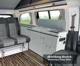 Furniture line as finished part without technology Mercedes Vito LR CityVan