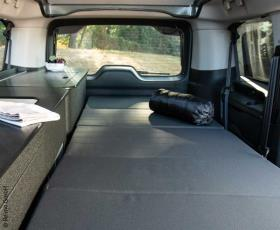 Citroen Spacetourer Trip Bed/bed extension with upholstery