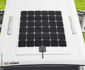 Solar panel 130W for pop top roofs