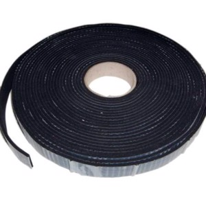 Cellular rubber 3 mm strong, self-adhesive