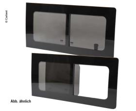 VW Sliding Window, Side Window to replace the fixed glass pane, 1135x585