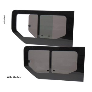 Renault Trafic Side Window, Fixed, 919x571, Back Right (>2015)