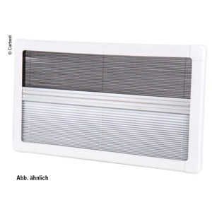 Carbest Blackout Pleated Blind with Flyscreen for RW Eco 900x450