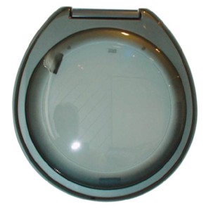 Top Hung, Porthole Window - 404x426mm - Cut-Out 350mm