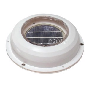 Solar Ventilator 215mm for Caravans, Motorhomes and Boats