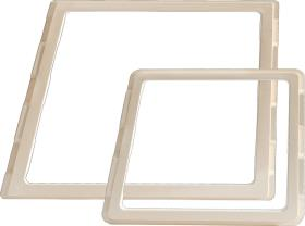 MPK Adapter Frame for Rooflight, Fiat Ducato, 280x280 mm