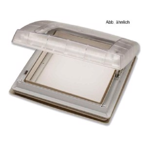 Thule Rooflight Omni-Vent 40x40cm, Colour: white