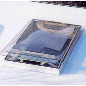 Left-side handle for Multi II - Panorama sliding roof hatch cover