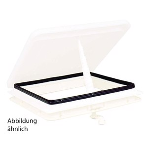 Rubber seal roof hatch 260x205mm