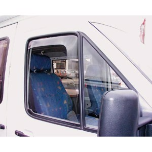 Wind deflector driver/passenger door for Sprinter/Crafter from 4/06