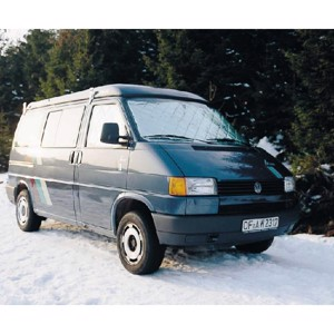 Isoflex thermal shield VW T4 â?? for accommodation area, long wheelbase