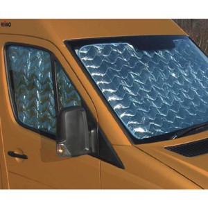 Isoflex Thermomatte cab VW CRAFTER from year 2016 on