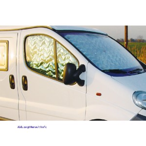 Isoflex thermal shield Ford Transit models from 2000 to 2006 â?? for driverâ??s