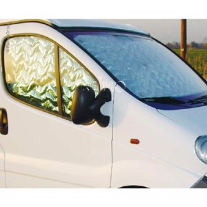 Isoflex Thermomatte cab Renault Trafic 2015 and newer