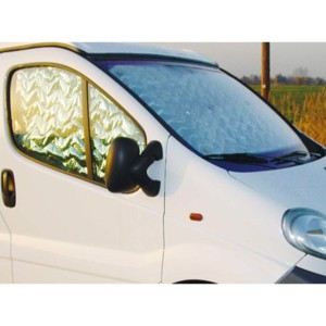 Isoflex Thermomatte cab Renault Trafic year 2002-2014