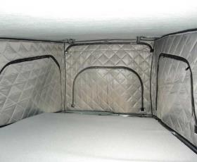 Thermomats for folding roof VW T5/6 short wheelbase