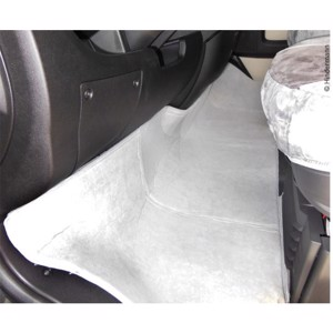 Footwell insulation Ford Transit from model year 2014, tub shape