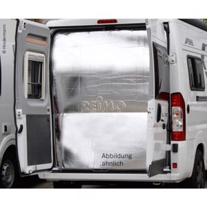 Tailgate insulation Ducato X250/X290 07/14, 1-piece, high door cut-out