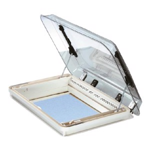 Midi Heki, Dometic Rooflight with crank handle 70x50