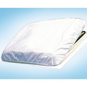 Protective cover for Seitz Midi-Heki, white