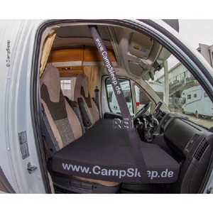 CampSleep small for smaller cabs, such as the VW Bus class