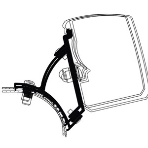 Thule awning 3200, Adapter VW T5/T6 Minivan Fixed LHD