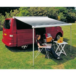 Awning Omnistor 5102 VWT5 special awning Mystic grey