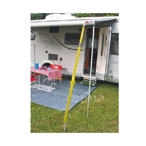 Storm mounting kit for awnings 2x3m, yellow