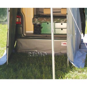 Wind  deflector VW T5 rear door