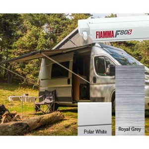 Fiamma F80S roof awning 3,4m, for vans and motorhome