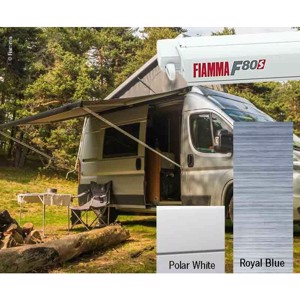 Fiamma F80S roof awning 4.5m, for vans and motorhomes