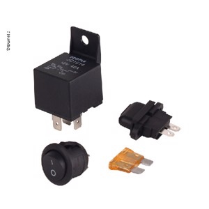 Awnings 12V connection set for Dometic Premium awnings