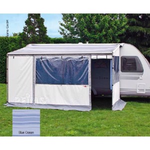 Fiamma Caravan Awning Caravan Store Zip 5,50m complete with awning