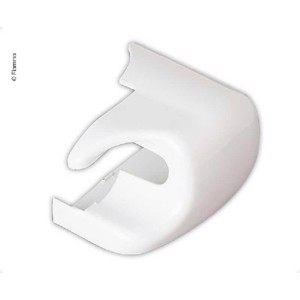 Fiamma end cap white, right for F45i, F1