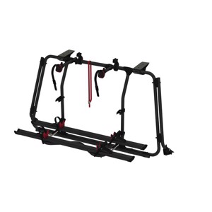 FIAMMA Carry Bike PRO rear carrier VW T6 for 2 wheels, Deep Black