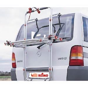 Rear carrier for Mercedes Vito (2 bicycles)