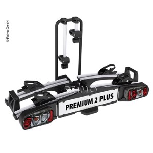 Bike carrier for trailer coupling Premium II