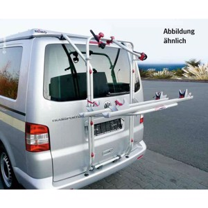 Reimo rear carrier Premium VW T5 for 2 wheels
