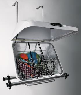 Carry All Top Box 150 to 450 litres