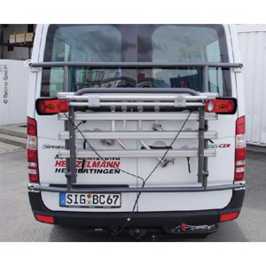 Euro Carry rear carrier high / low loader for Sprinter and Crafter from Bj06 up