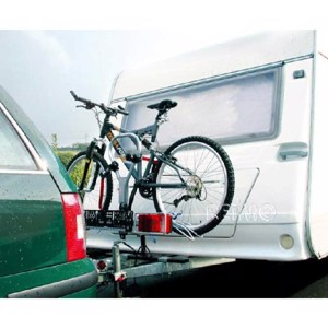 Drawbar adapter Caravan, mounting for bicycle carrier