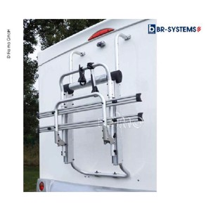 Bike carrier E-bike lift for 2 E-bikes or 4 bicycles up to 60kg.