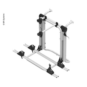 rear rack E-Bike Lift Short Rail for 2 E-Bikes or 3 wheels up to 60kg