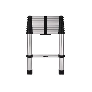 9-stage telescopic ladder with magnet adapter and bag