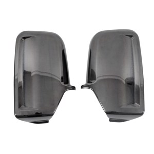 Mirror Cap Chrome Black for MB Sprinter/VW Crafter