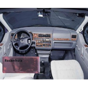 Dashboard refining rosewood dark VW T4