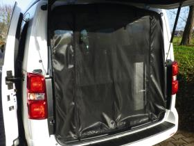 Citroen Spacetourer tailgate net